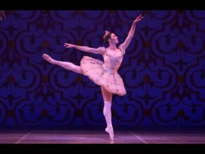 Saying 'goodbye' to the Sugar Plum Fairy