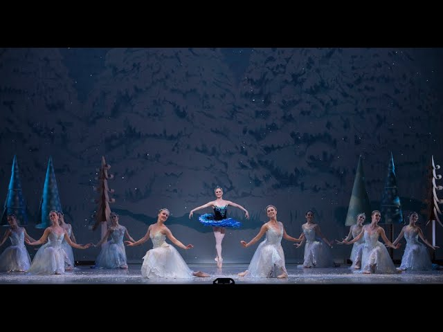 A special 'thank you' to our Nutcracker new audience members