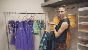 Backstage Tour with Dewdrop – George Balanchine's The Nutcracker®