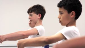 Ballet Austin Academy Boys' Scholarship Program