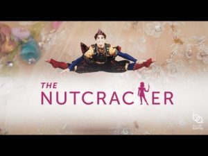 Ballet-o-mania Preview: Dancer athleticism in THE NUTCRACKER