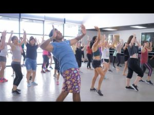 Bollywood Class at Ballet Austin's Butler Center for Dance & Fitness
