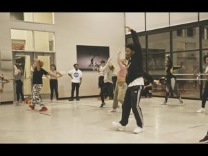 Intermediate Advanced Hip Hop at Ballet Austin's Butler Center for Dance & Fitness