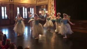 Milwaukee Ballet's Nutcracker Tea 2018