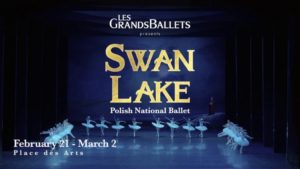 Swan Lake | Les Grands Ballets | February 21- March 2, 2019