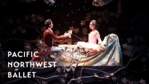 The Sleeping Beauty trailer (Pacific Northwest Ballet)