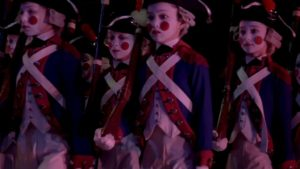 The Washington Ballet's The Nutcracker – Battle Scene