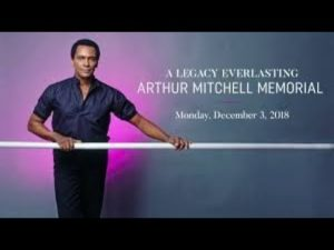 Arthur Mitchell A Legacy Everlasting (The Greatest)