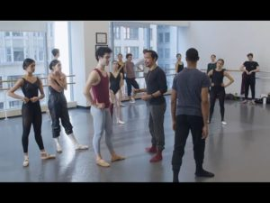 Choreographer Edgar Zendejas | Winning Works 2019