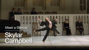 Meet a Dancer: Skylar Campbell | The National Ballet of Canada