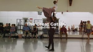 PBT Presents Jorden Morris' The Great Gatsby