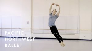 The Sleeping Beauty – Bluebird Variation (Pacific Northwest Ballet)