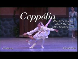 coppelia tv 2019 TV ad