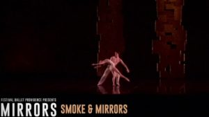 "Festival Ballet presents Yury Yanowsky's ""Smoke and Mirrors"""