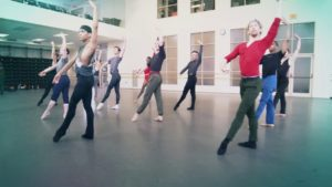 IN THE STUDIO | William Forsythe's Playlist (EP)