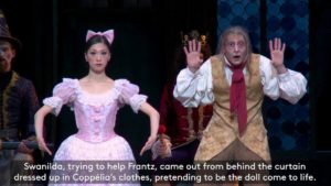 INSIDE LOOK | The Story of Coppélia