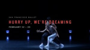 Justin Peck on Hurry Up, We're Dreaming