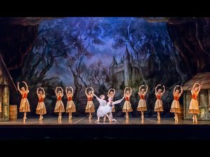 Coming Attractions: GISELLE