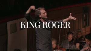 Conductor Andrea Molino about his passion for KING ROGER by Szymanowski