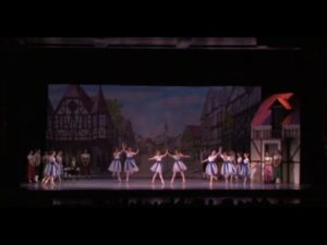 Coppelia School Show