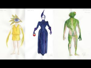 FIRST LOOK: See the fantastical costumes of GRIMM TALES!