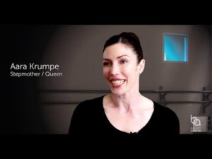"Getting into GRIMM: Aara Krumpe on becoming the Evil Queen in ""Snow White"""