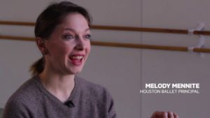 Houston Ballet – Premieres Promo 2 – Reflections