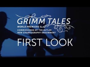 Your FIRST LOOK at GRIMM TALES on stage!