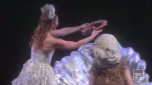 A Midsummer Night's Dream | Titania & Manatee