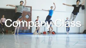 Company Class | The National Ballet of Canada