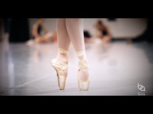 GISELLE: Getting to the pointe!