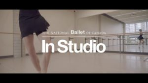 In Studio Ballet | The National Ballet of Canada