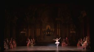 "Soloist Nayara Lopes in ""The Sleeping Beauty"" Act III Wedding Variation"