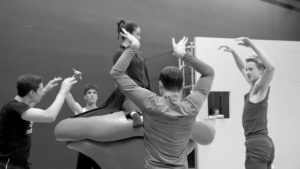 »Alice – A Journey to Wonderland« – Making of (Michael Tucker/ Semperoper Ballett)