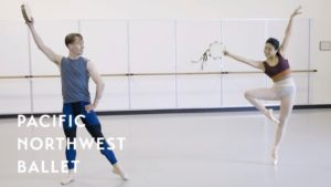 George Balanchine's Tarantella (Pacific Northwest Ballet)