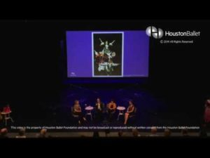 Houston Ballet Dance Talk | Character Dance and Its Role in Classical Ballet