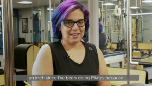 Meet Ana Maria, Professor and Pilates Student at Ballet Austin