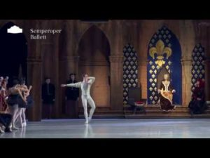 »Swan Lake« Black Swan Coda – Semperoper Ballett