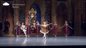 »Swan Lake« The Russian Divertissement – Semperoper Ballett
