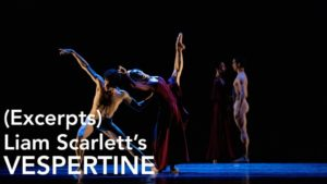 The Joffrey Ballet in Liam Scarlett's Vespertine