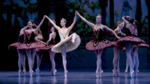 George Balanchine's Theme and Variations (Pacific Northwest Ballet