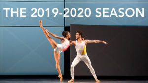 Get a Peek at Our 2019-2020 Season