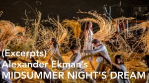 The Joffrey Ballet in Alexander Ekman's Midsummer Night's Dream