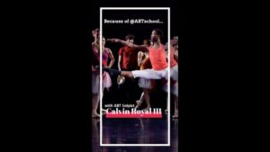 Because of ABT School: Calvin Royal III