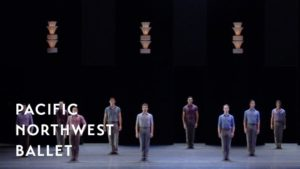 Donald Byrd's Love and Loss excerpt (Pacific Northwest Ballet)