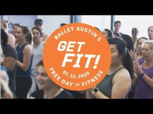 Free Annual Day of Fitness: GET FIT! 2020