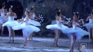 George Balanchine's The Nutcracker: Snowflakes