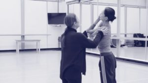 »Iphigenie auf Tauris« by Pina Bausch – Making-of (Malou Airaudo)