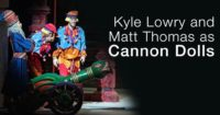 Kyle Lowry and Matt Thomas as Cannon Dolls | Th...