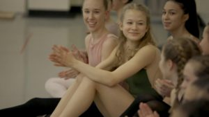 New Voices: Choreography and Process for Young Women in Dance